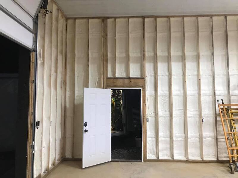 Commercial Closed-cell Spray Foam Insulation Ottawa