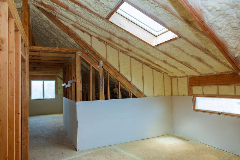 Open-cell Spray Foam Insulation Ottawa