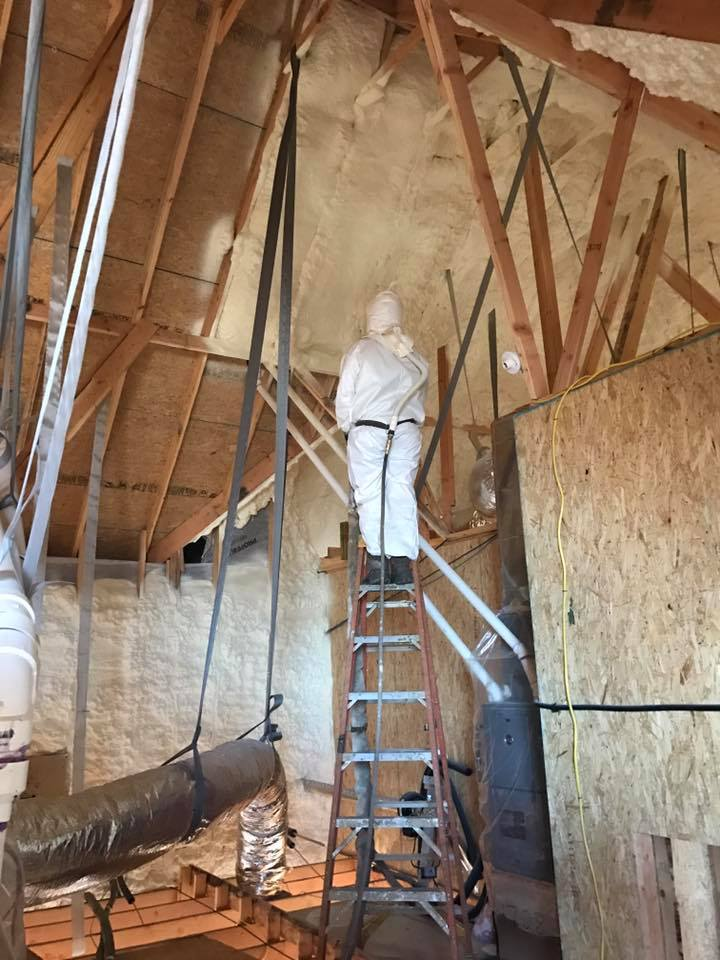 Spray Foam Insulation Installer Ottawa
