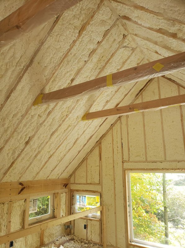 Spray Foam Insulation Ottawa